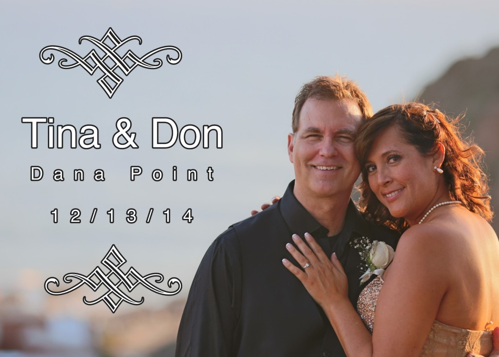 Tina and Don Cover